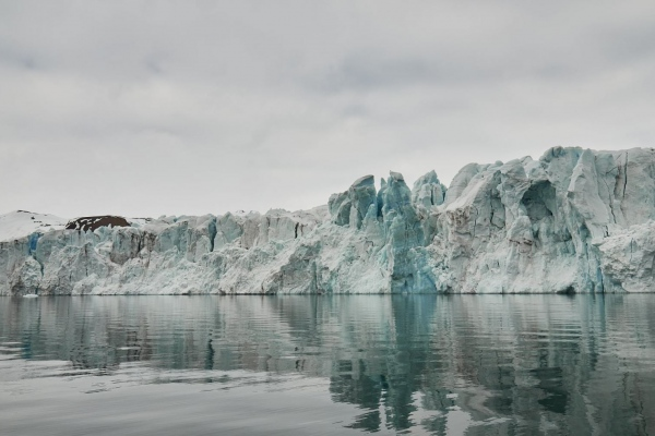 Glacier Svalbard 1